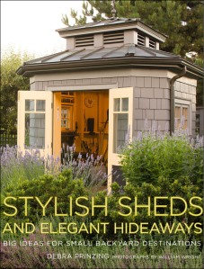 Stylish Sheds and Elegant Hideaways