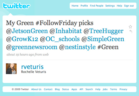 Follow Friday Twitter Group Picks